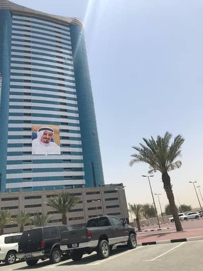 شقة 1 غرفة نوم للبيع في شارع الشيخ مكتوم بن راشد، عجمان - امتلك افخم شقة غرفة وصالة بعجمان بتشطيبات فندقية بمساحة 1327 قدم