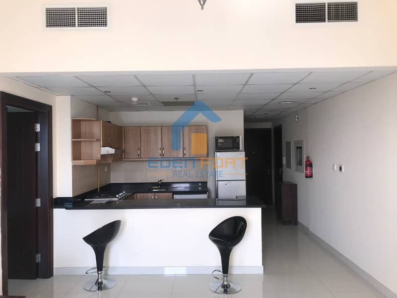 2 Huge fully furnished one bedroom apartment