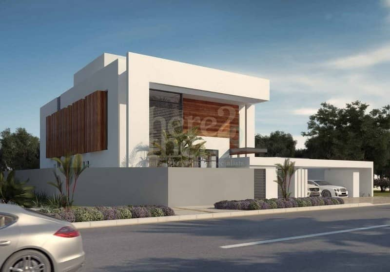 Splendor 4 bedroom Villa with Majlis in West Yas.