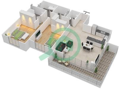Al Rayyana Floor Plans Khalifa City A Bayut Abu Dhabi