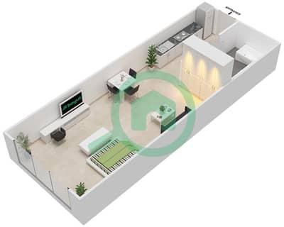 المخططات الطابقية لتصميم النموذج 11 شقة  - غالية كونستيلا