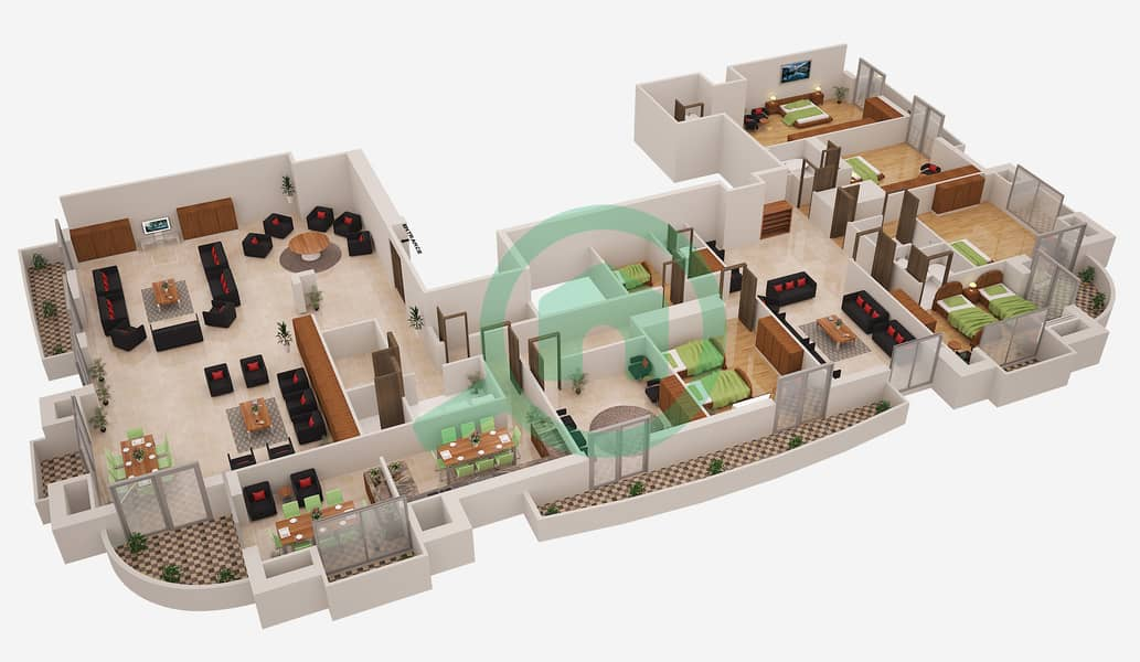 Home Design Ideas 5 Bedroom House Plans 3d,Teal And Brown Color Combinations