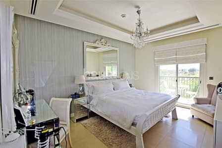 4 Bedroom Townhouse for Sale in Jumeirah Golf Estate, Dubai - Golf views | Post-payment plan | Vacant