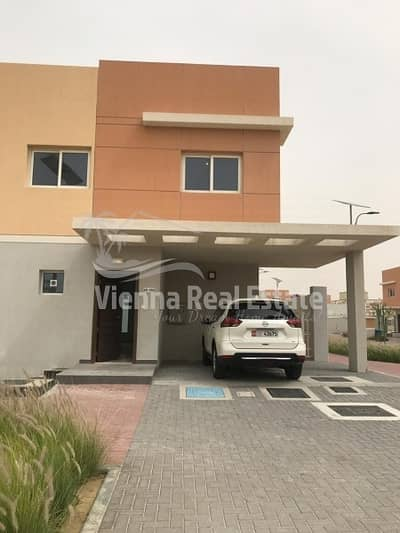 3 Bedroom Villa for Rent in Al Samha, Abu Dhabi - 3 BR villa in AlReef 2 available for rent