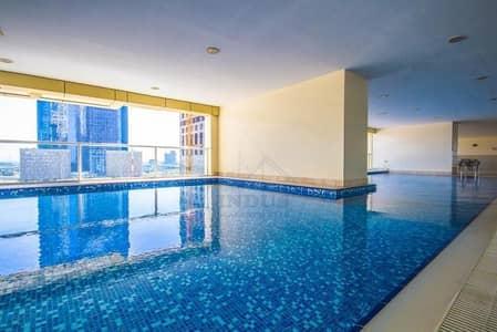 2 Bedroom Apartment for Rent in Dubai Marina, Dubai - High Floor 2BR Sulafa Tower with Sea View