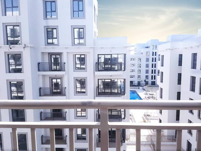 2 2BR Zahra Apartments in Town Square
