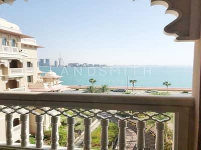 فلیٹ 2 غرفة نوم للايجار في نخلة جميرا، دبي - Full Furnished 2BR Apt in Grandeur Residence
