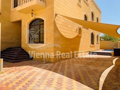 فیلا 5 غرفة نوم للايجار في مدينة شخبوط (مدينة خليفة B)، أبوظبي - 5BR Villa in Khalifa City B for Rent 190k