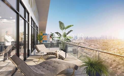 1 Bedroom Apartment for Sale in Dubai Studio City, Dubai - 3 Years Post-Handover Payment | 1% per Month