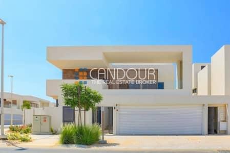 فیلا 5 غرفة نوم للبيع في جزيرة ياس، أبوظبي - No Service Charges | Corner Plot | Best Deal