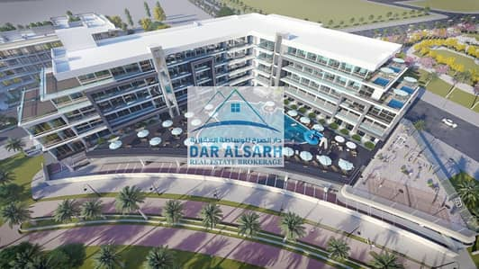 Studio for Sale in Arjan, Dubai - Own your apartment in Dubai with a premium of only 1%