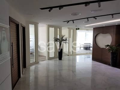 Office for Rent in Al Reem Island, Abu Dhabi - High Floor Fitted Office - Best Price in Reem Island
