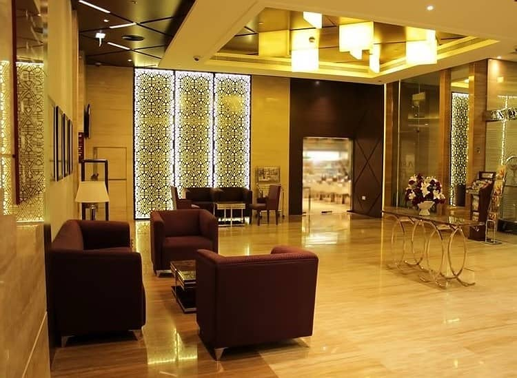 2 *One Bedroom |with Balcony|Furnished|Yearly*