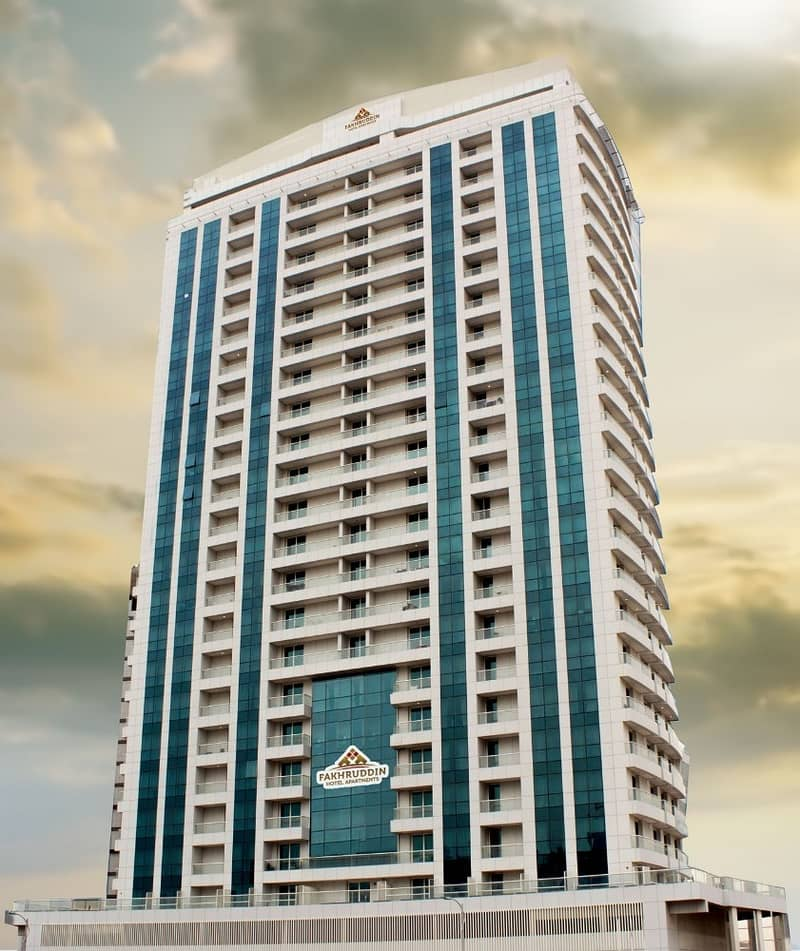 11 Deluxe Studio Fully Furnished |Balcony - Yearly