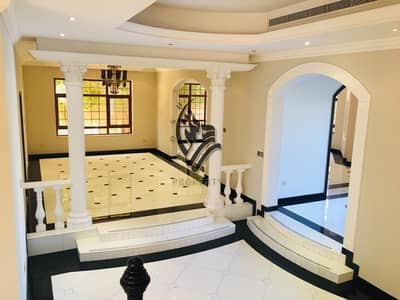 6 Bedroom Villa for Rent in Al Barsha, Dubai - Extra spacious 6 BR/ mature garden/ with pool
