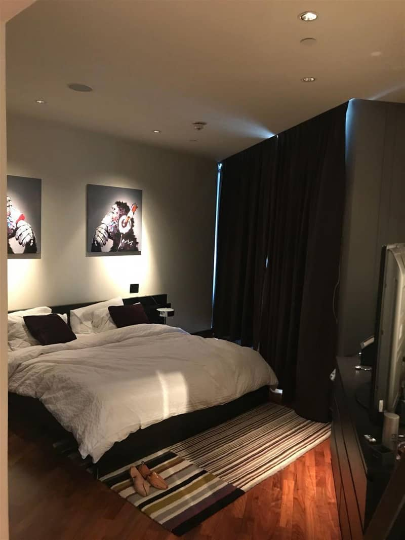 ONE BED + STORE ROOM IN BURJ KHALIFA