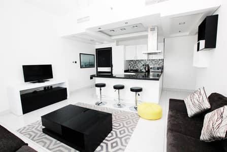 2 Bedroom Apartment for Sale in Dubai Sports City, Dubai - deluxe furnished 2br I Giovanni boutique