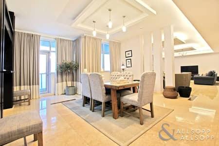 3 Bedroom Apartment For Rent In Dubai Marina Three Bed Large Duplex