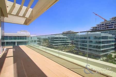 2 Bedroom Apartment for Rent in Al Barari, Dubai - 2 Bedroom | Low Floor | Miele Appliances