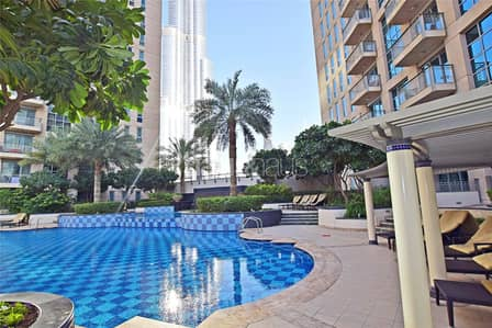 1 Bedroom Apartment for Rent in Downtown Dubai, Dubai - Great Price | Chiller Free | No Construction
