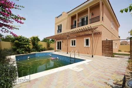5 Bedroom Villa for Sale in The Villa, Dubai - Vacant Mazaya A2 | Large Plot | Close To Exit