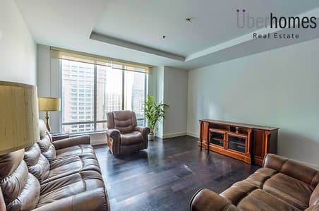 2 Bedroom Apartment for Rent in DIFC, Dubai - Rent a Large 2Bed DIFC | Limestone House