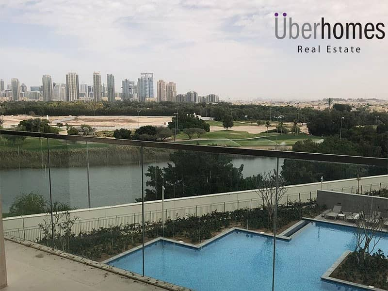 2 Stunning 3BR full golf course /pool view