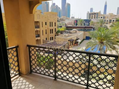 3 Bedroom Flat for Rent in Old Town, Dubai - Elegant 3BR+Study/R+Maid/R | Near Dubai Mall