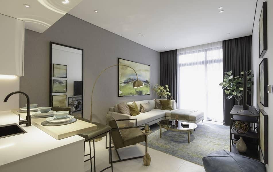 7 0% Commission | 1 BR | Luxury Apt