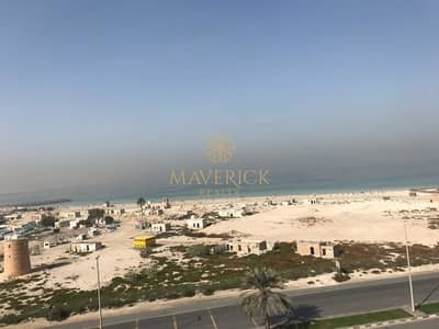 Studio for Rent in Al Khan, Sharjah - No Deposit | Sea View Studio Flat | 6 Cheqs