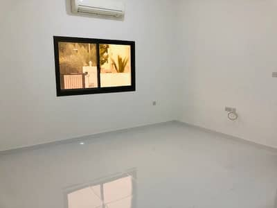 Studio for Rent in Between Two Bridges (Bain Al Jessrain), Abu Dhabi - SPACIOUS BRAND NEW STUDIO WITH BALCONY AND WEEKLY CLEANING AT BAIN AlJISRAIN NEAR FAB BANK