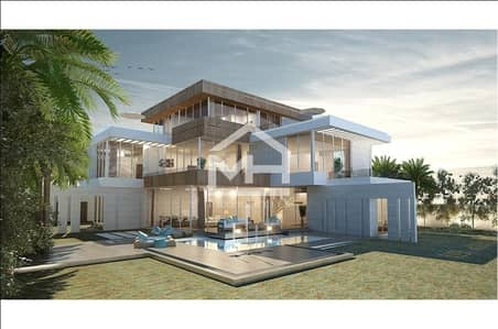 فیلا 4 غرفة نوم للبيع في جزيرة السعديات، أبوظبي - Post-handover plan