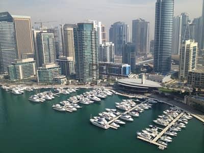 فلیٹ 2 غرفة نوم للايجار في دبي مارينا، دبي - Beautiful Two Bedroom Apartment For Rent In The Point Tower