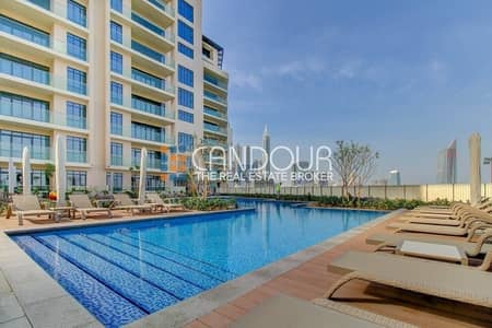 2 Bedroom Apartment for Sale in The Hills, Dubai - Huge Terrace | Pool View | Price Negotiable
