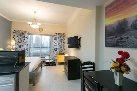 Studio for Rent in Downtown Dubai, Dubai - Studio - High End Fully Furnished   Downtown