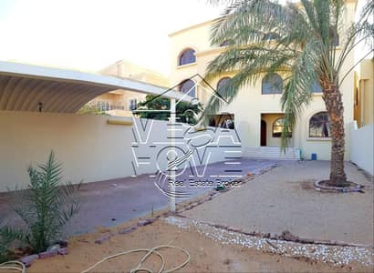 4 Bedroom Villa for Rent in Khalifa City A, Abu Dhabi - MODERN 4 BED VILLA W/ PRIVATE ENTRANCE AND GARDEN