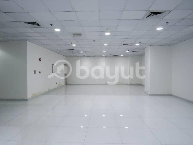 Excellent Showrooms Available in Hamdan Street for Rent