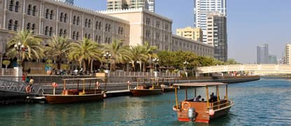 Find out more about Al Qasba