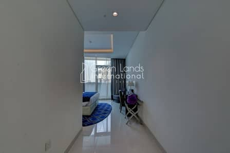 2 Bedroom Flat for Rent in Downtown Dubai, Dubai - 2BHK! FULLY FURNISHED! DOWNTOWN! HIGH FLOOR.