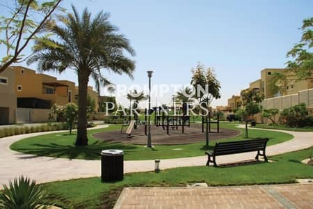 4 Bedroom Villa for Rent in Al Raha Gardens, Abu Dhabi - Beautiful Family Villa|Private Pool |Great for You