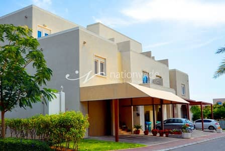 5 Bedroom Villa for Sale in Al Reef, Abu Dhabi - Hot Deal Single Row 5BR Villa + Own Pool