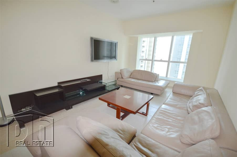Large 2 bedroom available to rent Now- Part Furnished
