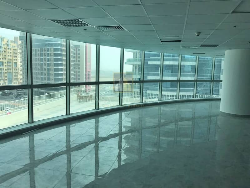2 Middle Floor Vacant Fitted Office in Smart Heights