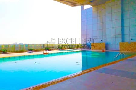4 Bedroom Flat for Rent in Tourist Club Area (TCA), Abu Dhabi - Spacious 4 Master Bedroom
