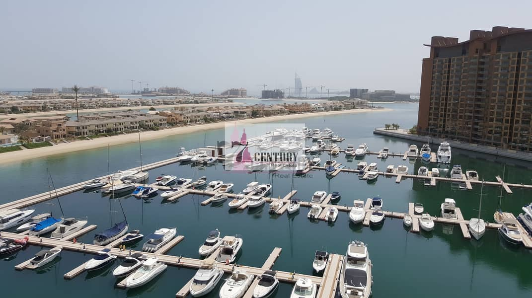 2 Panoramic Sea view/ Type A/ 3 BR/ Marina Res. 5