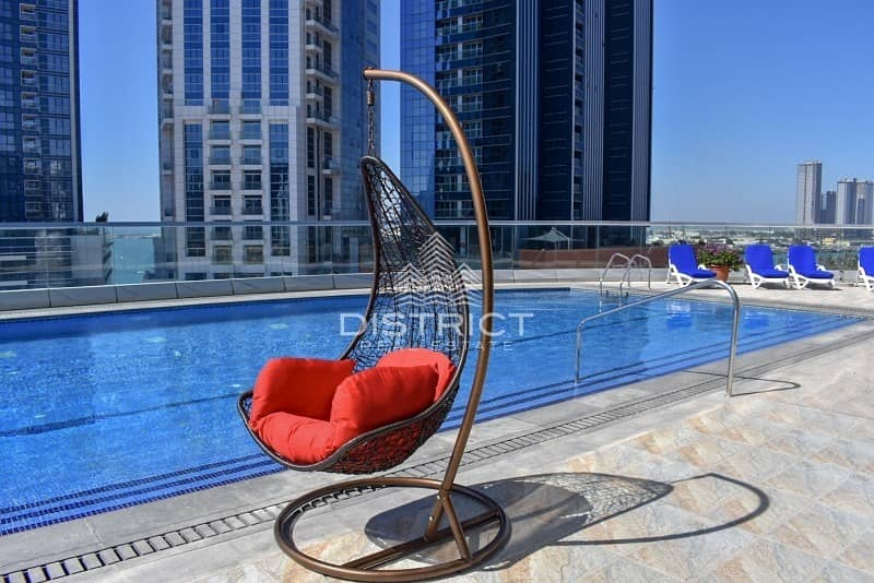 Furnished Studio Apartment in Corniche Area