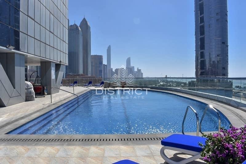 2 Furnished Studio Apartment in Corniche Area