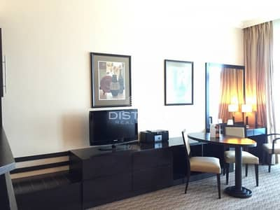 Hotel Apartment for Rent in Tourist Club Area (TCA), Abu Dhabi - Deluxe Furnished Studio in Tourist Club Area