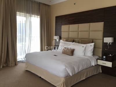 Hotel Apartment for Rent in Tourist Club Area (TCA), Abu Dhabi - Fully Fitted Deluxe Studio Suite in Tourist Club Area