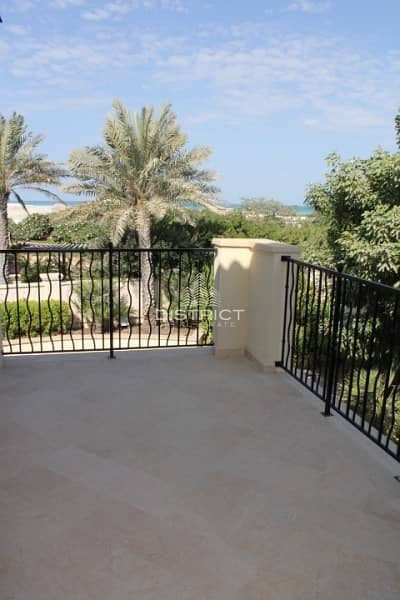 2 3BR Townhouse with Landscape in Saadiyat